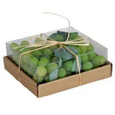 $7.99  2 grape clusters in box. FantasticDecor - Home & Garden Accents