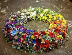 Candle Arrangements, Floral Arrangements, Flower Garlands, Flower Decorations, Art Floral, Wondrous Wreath, Spring Door Wreaths, Sympathy Flowers, Funeral Flowers