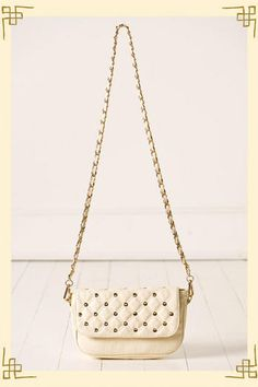 Studded Lady Bag - Francesca's.