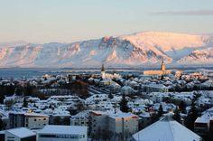 Ρέικιαβικ, Ισλανδία-snowytown-ICELAND