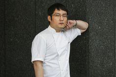 CHEF OF THE DAY – CUOCO DEL GIORNO Ryu Tae Hwan