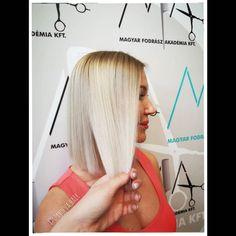 """28 kedvelés, 1 hozzászólás – Szabó Éva Fodrász (@szaboeva.hair) Instagram-hozzászólása: """"💗Mai átalakulás💗 _________________________________ . . . . . . . . . . . #haj #fodrász #frizura…"""" Hair, Beauty, Instagram, Beauty Illustration, Strengthen Hair"""