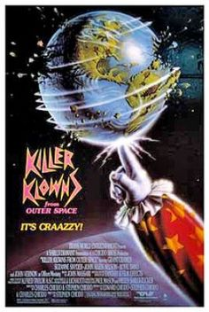 Killer Klowns Movie Poster