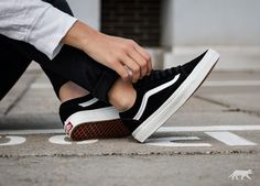Suede upper Leather logo stripe Waffle rubber outsole