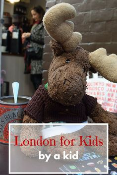 The best of London for kids written by a kid via @DishOurTown - Bailey and her…: