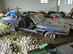 69 GT 500 Barn find