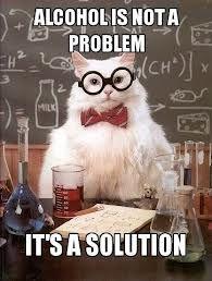 chemistry cat jokes - Google Search