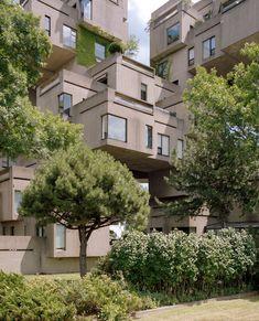 Habitat 67, une rénovation qui a du style
