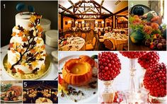 Easy Décor Ideas For A Thanksgiving Wedding Or Event | Green Bride Guide