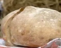 Practiquísimo pan de campo sin amasado