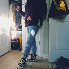 Mom Jeans, Ootd, Instagram Posts, Pants, Fashion, Trouser Pants, Moda, Fashion Styles, Women's Pants