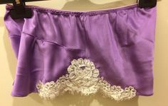 knickers 1 - a beautiful silk lace pair of The Jane Knickers by http://fraufleur.com/2015/01/21/silk-camisole-set/
