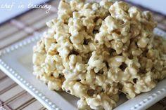 carmel marshmallow popcorn