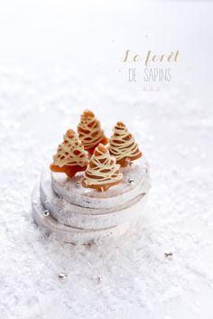 Sapin au caramel au beurre salé