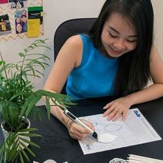 Ultimate College Pen Projects That Will Transform Your Dorm Room - College Student Budget, The Doodler, Orb Light, 3doodler, Tree Stencil, Cord Holder, Flower Lamp, 3d Pen, Light Project