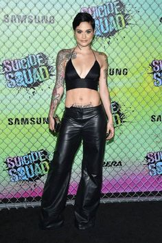 Kehlani at the Suicide Squad premiere in August 2016...