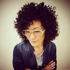 50 Phenomenal Spiral Perm  Hairstyles — Perfect Loose and Tight Ringlets Check more at http://hairstylezz.com/best-spiral-perm-hairstyles/
