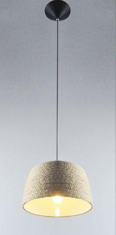 Modern Hemp rope Pendant Lighting 1 - HK Phoenix Lighting