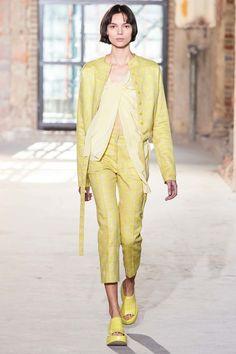 Sies Marjan Fall 2016 Ready-to-Wear Fashion Show