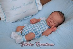 Monroe by Sandy Faber (reborned by Silvia Creations)