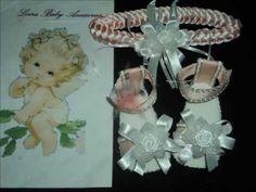Leira Baby Accesories(Sandalias y Diademas para bebe) - YouTube