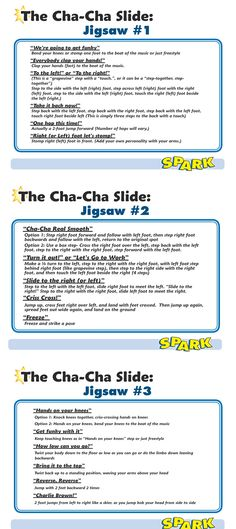 how to do the cha cha slide dance