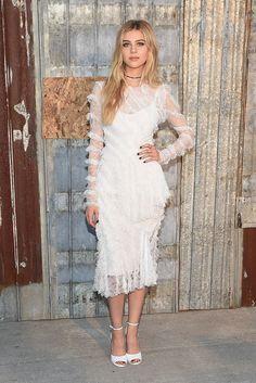 Nicola Peltz à la Fashion Week de New York