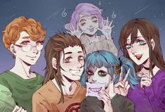 Sally and Feiends Face Anime, Sally Man, Sally Face Game, Little Misfortune, Fanart, Silly Faces, Rpg Horror Games, Indie Games, Larry