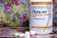 Florazen – Flora intestinal e a diminuição de absorção de gordura e açúcares.