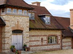 Farmhouse Alterations | Private Home Achitects | ADAM Architecture Agricultural Buildings, Clay Tiles, Casement Windows, Traditional Design, The Good Place, Brick, New Homes, Arts And Crafts, Farmhouse