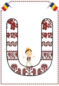 1 Decembrie, Circle Time, Tudor, The Magicians, Diy And Crafts, Alphabet, Cross Stitch, Snoopy, Popular