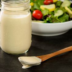 Creamy Lemon Tahini Dressing