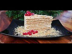 Prajitura Marlenka ( Medovik ) - YouTube Bread, Cooking, Desserts, Food, Youtube, Pies, Kitchens, Kitchen, Tailgate Desserts