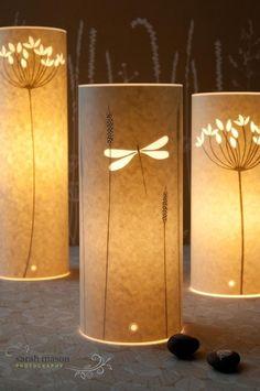 Hannah Nunn: Love these lamps