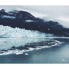 Incredible site near GC33E9G, Glacier Bay, Alaska. Source: http://instagram.com/justinabrams