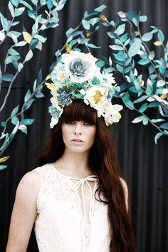 Hayley Sheldon | flower crown