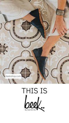 d20bd36b570 Each season we work directly with our artisans to create gorgeous handmade  footwear.  beek