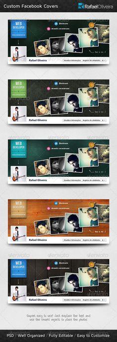 Facebook Desktop V2 Radios, Timeline and Facebook - sample advertising timeline