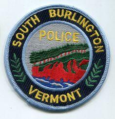 South Burlington VT PD