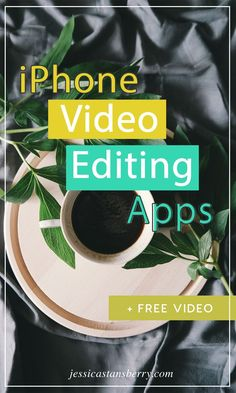 Have you ever wondered what iPhone video editing apps are around to make those phone videos look professional! This guide on editing videos with your iPhone will help you create content without purchasing a ton of expensive equipment #video #videomarketing #videoediting #contentmarketing #onlinemarketing