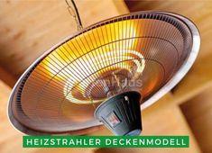 Heizstrahler Terrasse: Dieser Heizstrahler ist sowohl für drinnen, als auch für draußen geeignet. Die 3 Stufen-Schaltung ermöglicht Ihnen eine individuelle Wärmeregulierung. Aluminium, Home Appliances, Terrace, Indoor, Remote, Tips, House Appliances, Appliances