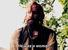 Sandor Clegane 'The Hound' - The Broken Man Season 6 Episode 7