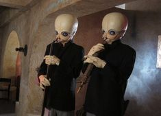 star wars cantina aliens - Google Search