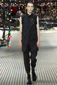 Défilé Dior Homme: Printemps-été 2017