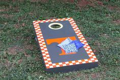 Do you love corn hole but hate it when your bags bust or get left out in the rain and ruined? It's easy to sew your own corn hole bags to replace them! Happiest Camper has a tutorial showing how… Read more ...