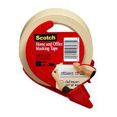 Made in America!    Scotch Tape