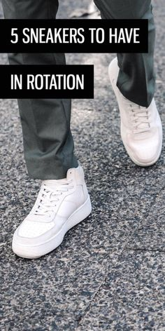 5 Types of Lifestyle Sneakers You Should Always Have in Rotation | eBay