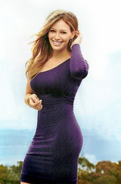 <3Hilary Duff: This girl deserves more credit. She has stayed classy.