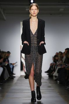 Wes Gordon Ready To Wear Fall Winter 2015 New York - NOWFASHION
