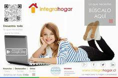 Tenemos todo lo que necesitas en tu Hogar www.integrahogar.cl